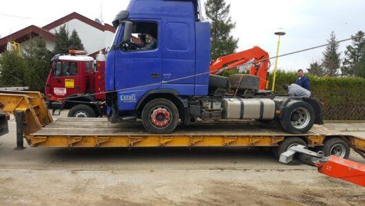 Šlep služba u Jagodini - STEMI - Šlepovanje kamiona, autobusa, teških mašina i svih vrsta vozila
